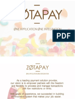ZOTAPAY COMPANY PROFILE