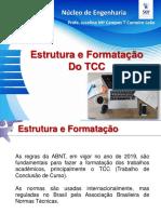 Aula 2- Estrutura e Formatação de TCC