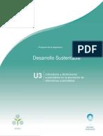 Planeacion U3 Desarrollo Sustentable.