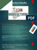 Lean manufactura