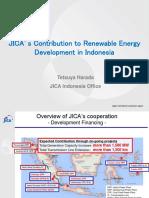6. (JICA_s) Renewable Sector Cooperation in Indonesia 2018