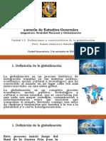 La Globalización - Definición y Caracteristicas