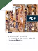 Investigación y prácticas en didácticas de las ciencias sociales