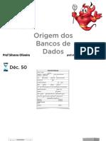 Bd01-Introdução a Banco de Dados