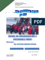 manual de orgaizacion y funciones.