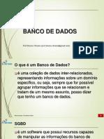 Bd02-Banco de Dados