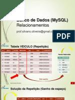 Bd05-Banco de Dados - Mysql - Relacionamento