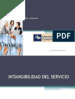 Clase 6 Intangibilidad de Servicio