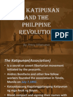 The Katipunan and the Philppine Revolution Copy