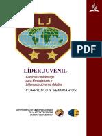 New Spanish Currículo de Líder Juvenil