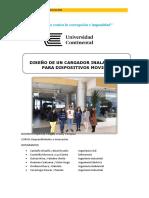 Prototipo de Emprendimiento Informe