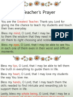 Teaching Approaches and Methods K to 12