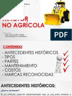 Tractor No Agrícola