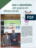 Sobrepeso e Obesidade Infantil MG
