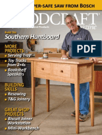Woodcraft Magazine - Issue #073 - Oct, Nov 2016 - Build This Southern Huntboard
