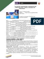 CONVENIO SIN FRONTERAS proyecto que permite superar limites territoriales