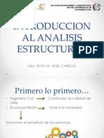 1tipos de Estructuras - Analis Estructural