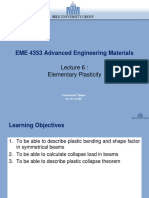 Lecture 6 Elementary Plasticity.pptx