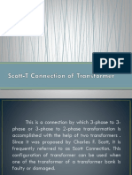 253641757 Scott T Connection of Transformer Power Point Edited 2