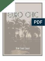 Euro Chic Catalogue