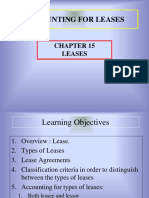 Lesson 6 Lease