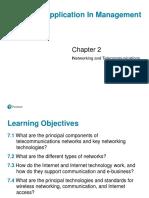 Chapter 2 - Networking & Telecommunication