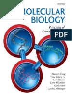 Nancy Craig, Rachel Green, Carol Greider, Gisela Storz, Cynthia Wolberger, Orna Cohen-Fix - Molecular Biology_ Principles of Genome Function-Oxford University Press (2010).pdf