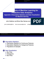 A Descriptive Statistics and DataVisualization_for_Machine_Learning