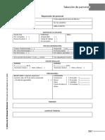 Formato de Requisión de Personal Adicional