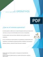 Sistema Operativos