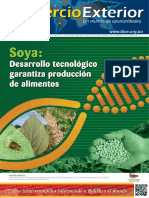 Ce 217 Soya Desarrollo Tecnologico Garantiza Produccion Alimentos