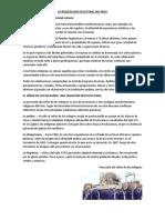 La Riqueza Multicultural Del Peru