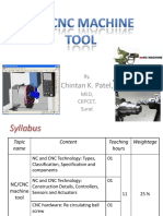 NC CNC Machine Tool