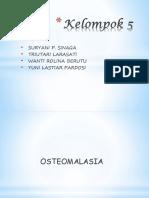 ppt osteomalasia
