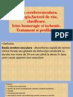 Boala cerebrovasculara