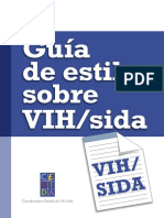 Guía Estilo VIH