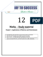 12th Maths Chapter 1 Website Material
