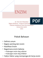22. Biokimia Enzim