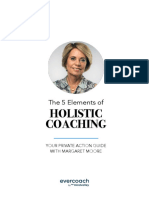The 5 Elements of Holistic Coaching Workbook