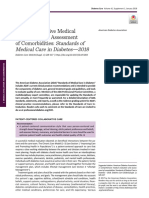 Comprehensive Medical Evaluation and Assessment of Comorbidities