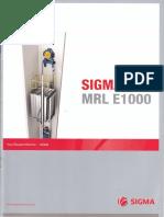 SIGMA MRL E1000.pdf