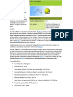 Sulfuro de Hidrógeno
