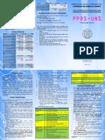 Leaflet PPDS UNS Tahun 2019