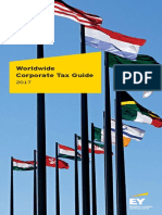 Worldwide Corporate Tax Guide 2017