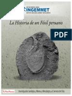 La historia de un fósil peruano