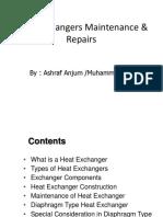 Heat Exchanger Presentation