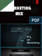 Lesson 3 Marketing Mix