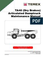 TA40_871 Dry Brake