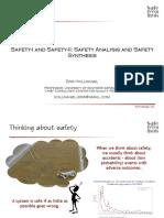 Safety in work