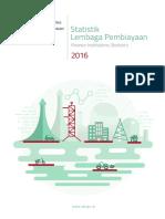 Statistik Lembaga Pembiayaan Tahun2016